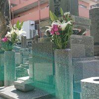 お墓参り Visit Grave