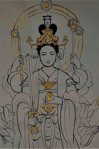 圓應寺 弁財天大祭2021 の模様をあげました